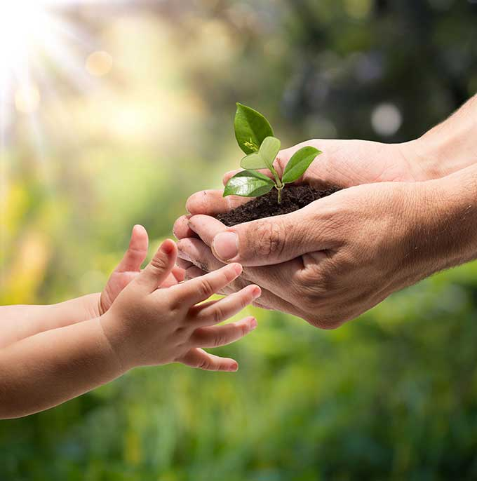 Be the Gardener of Your Child's Soul